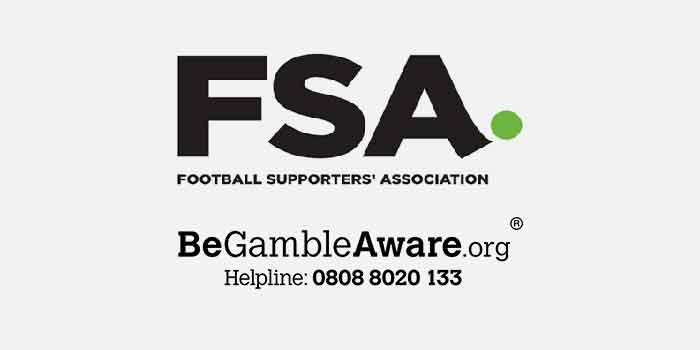 Football Supporters Association and GambleAware Team Up