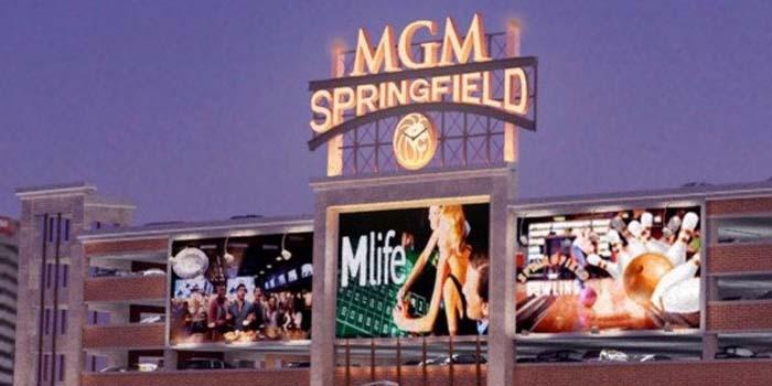 MGM Springfield Introduces Responsible Gambling